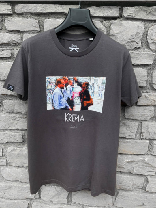 Camiseta compromiso - 2016